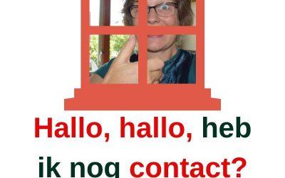 Is virtueel contact echt?